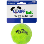 Wuff Ball | Green - The Best Dog Ball Ever!