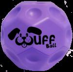 Wuff Ball   Purple - The Best Dog Ball Ever!